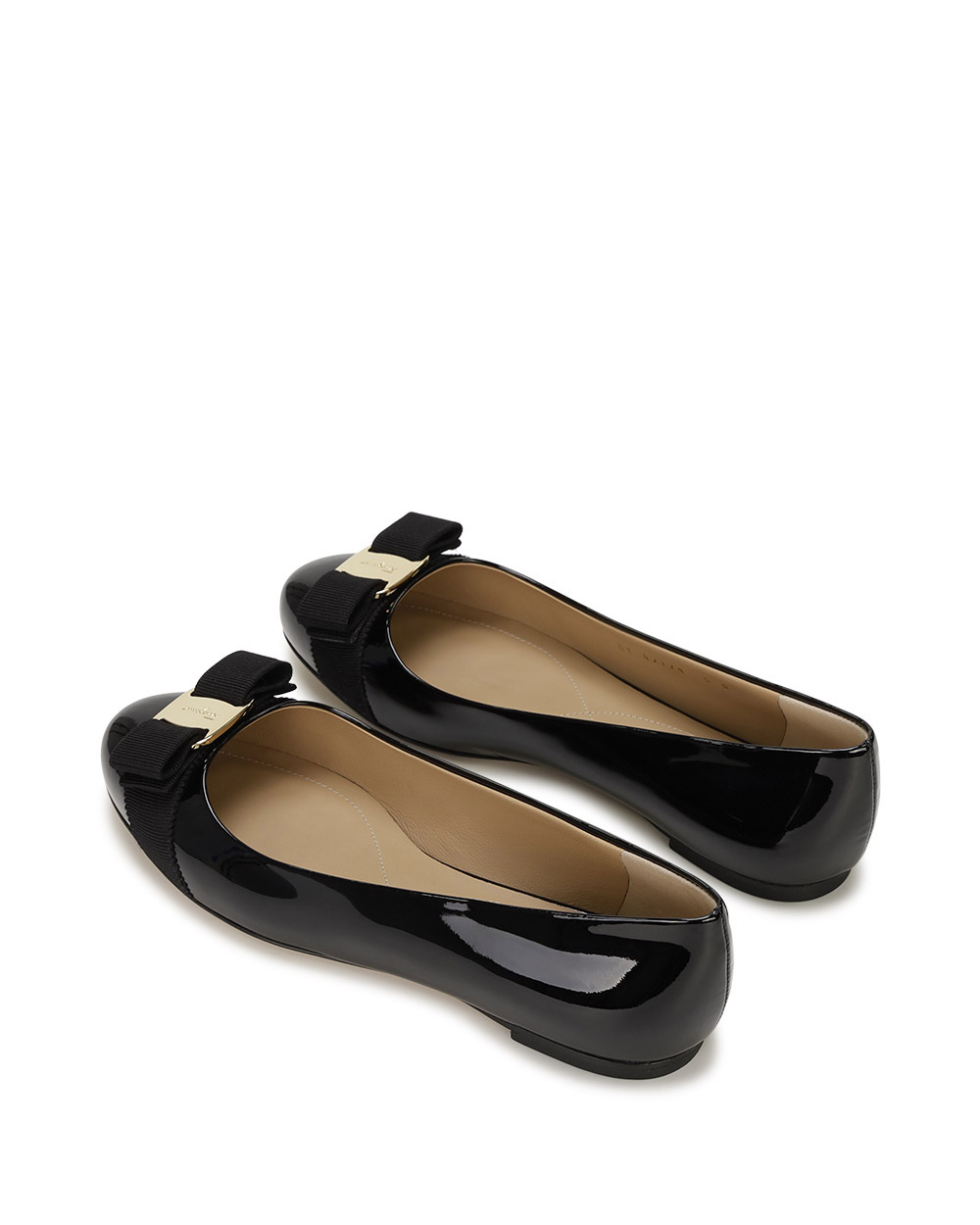 Leather Flat Shoes 2