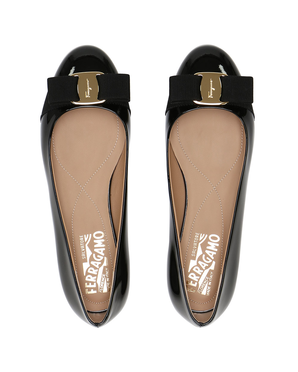 Leather Flat Shoes 3