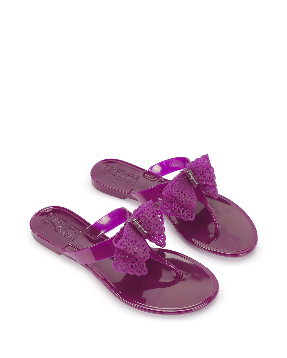 Bow Sandals 1