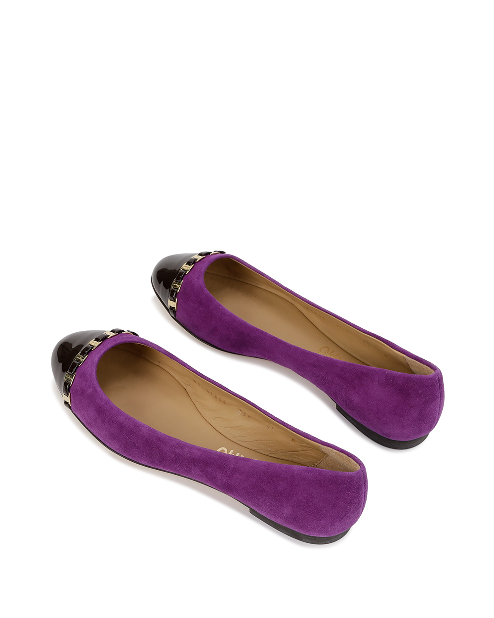 Suede Flat Shoes 2