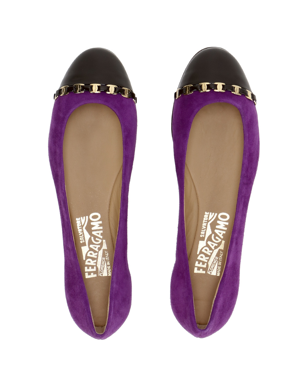 Suede Flat Shoes 3