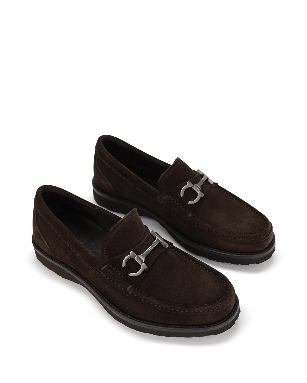Suede Loafers 1