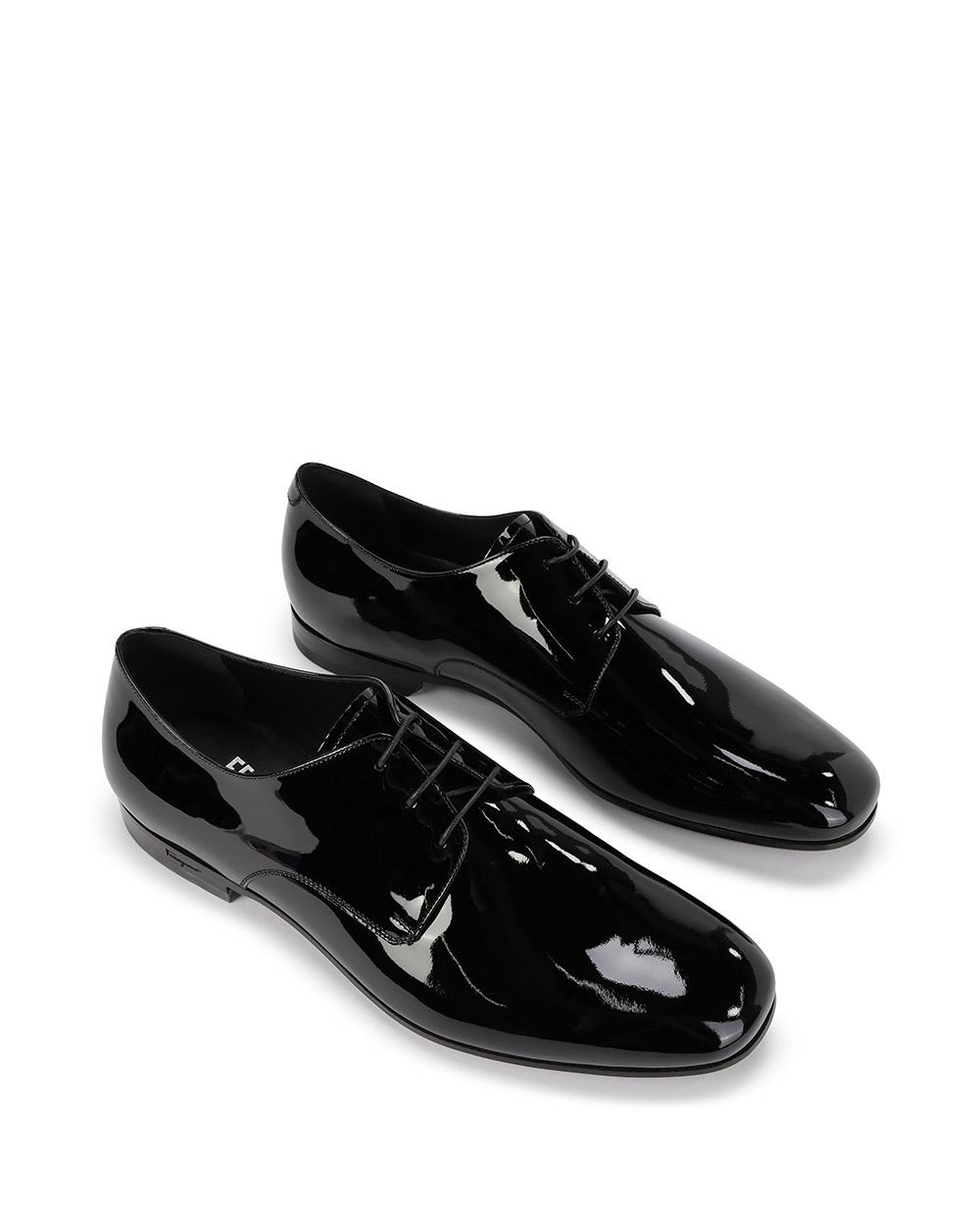 Patent Leather Oxford Shoes 1