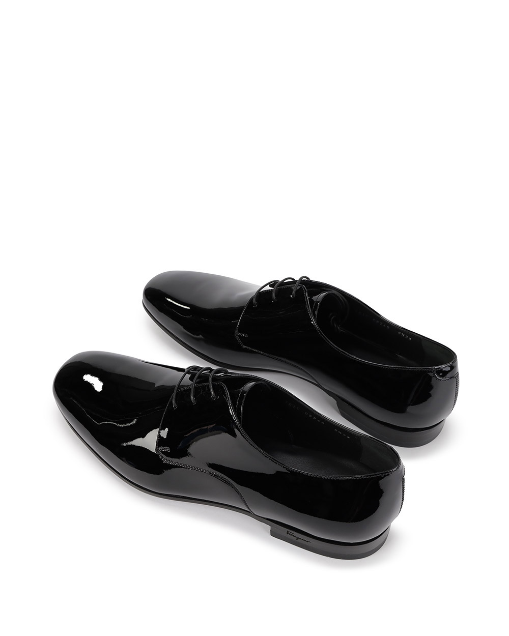 Patent Leather Oxford Shoes 2