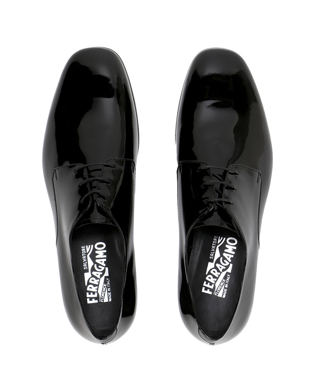 Patent Leather Oxford Shoes 3