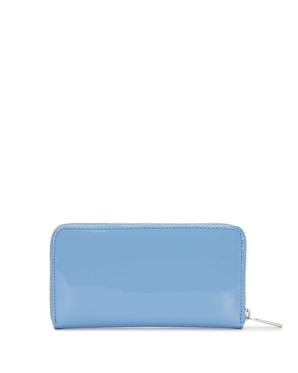Patent Leather Long Wallet 2