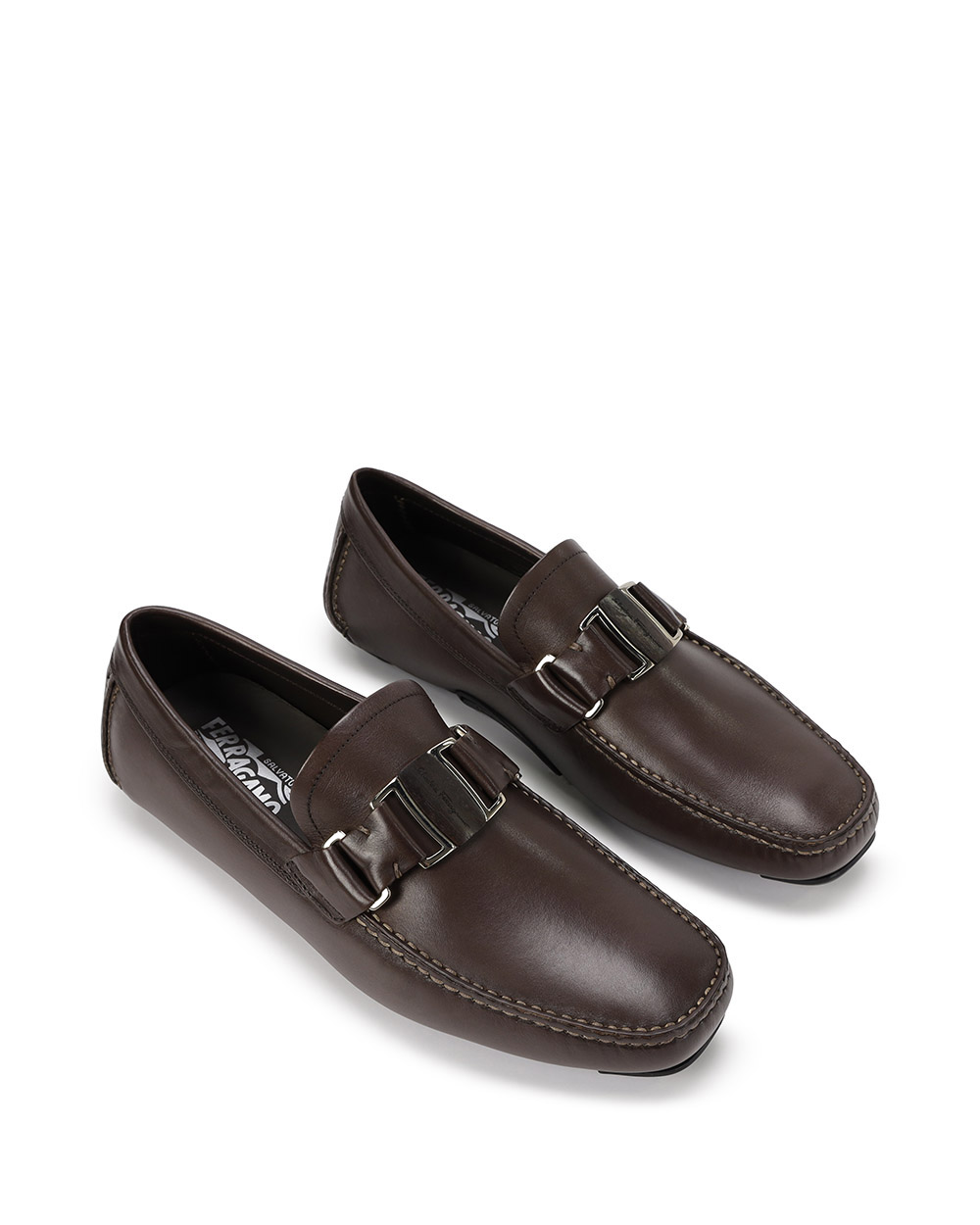 Sardegna Leather Loafers 1