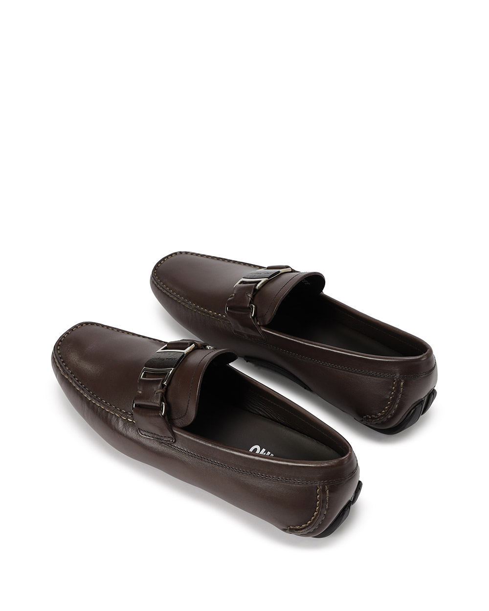 Sardegna Leather Loafers 2