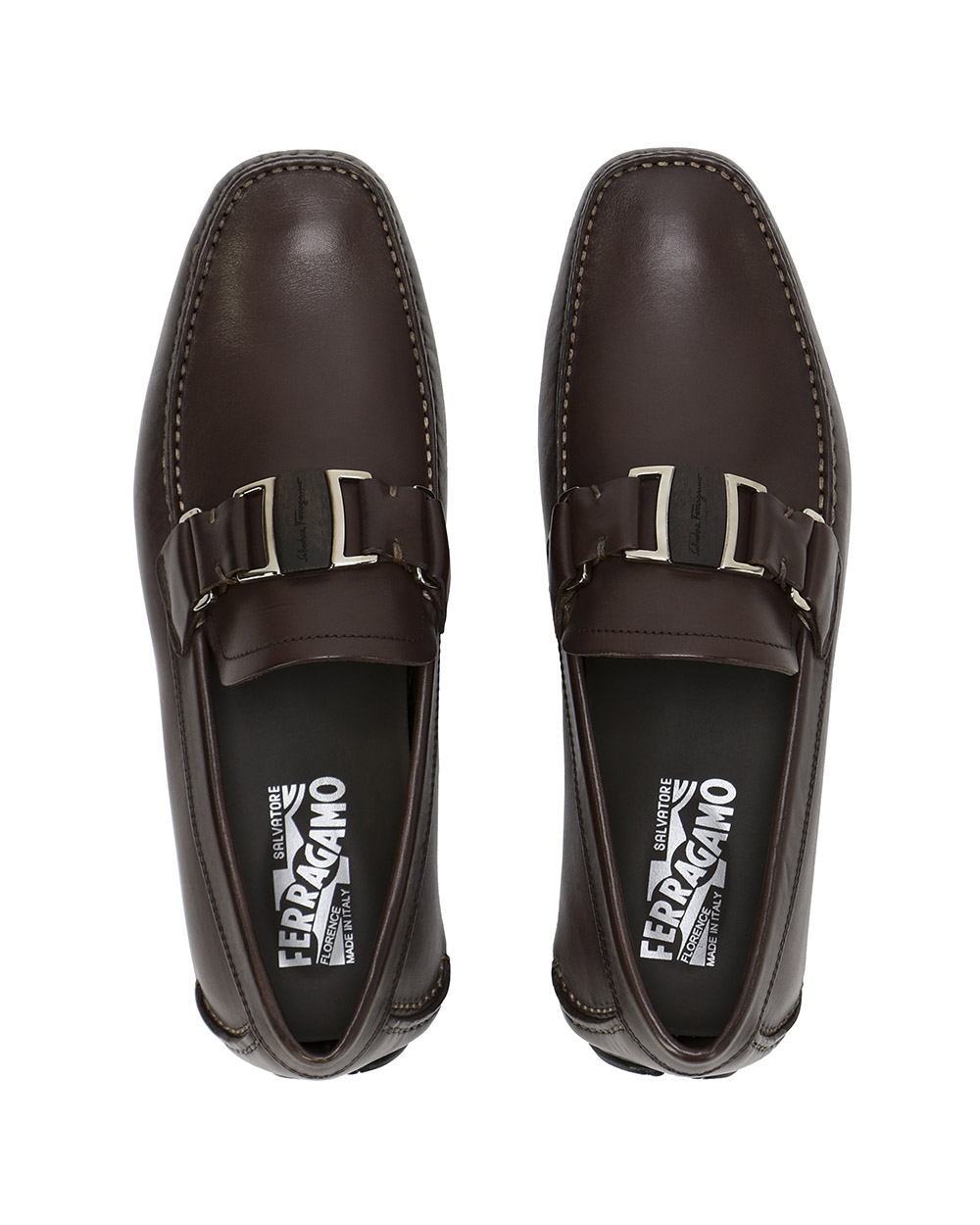 Sardegna Leather Loafers 3