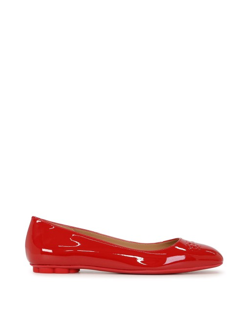 BRONI Patent Leather Casual Flats