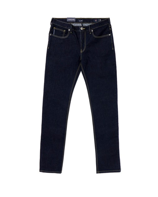 Cotton Stretch Slim-Fit Jeans