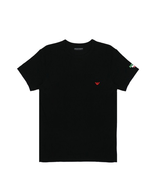 Logo Crew Neck Short Sleeves T-Shirt