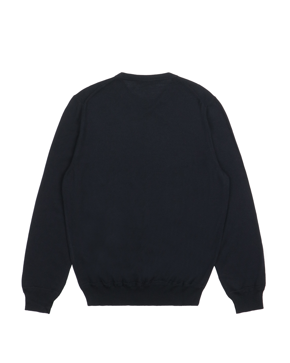 Cotton Round Neck Sweater 1