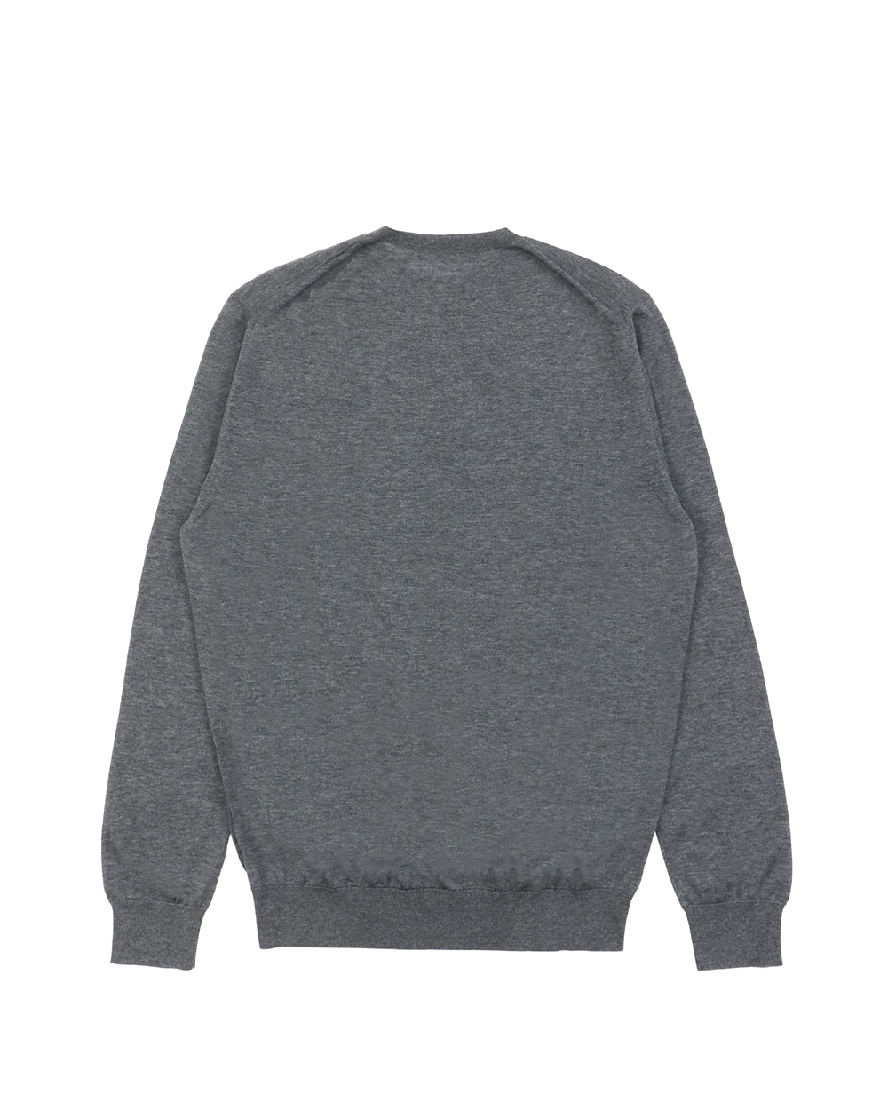 Cotton Long Sleeves Crew Neck Sweatshirt 1
