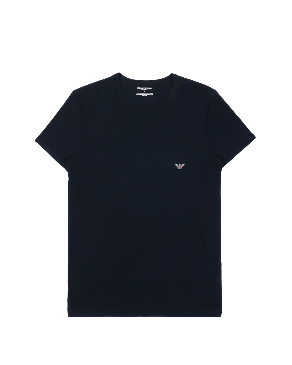 Logo Short Sleeves Crew Neck T-shirt