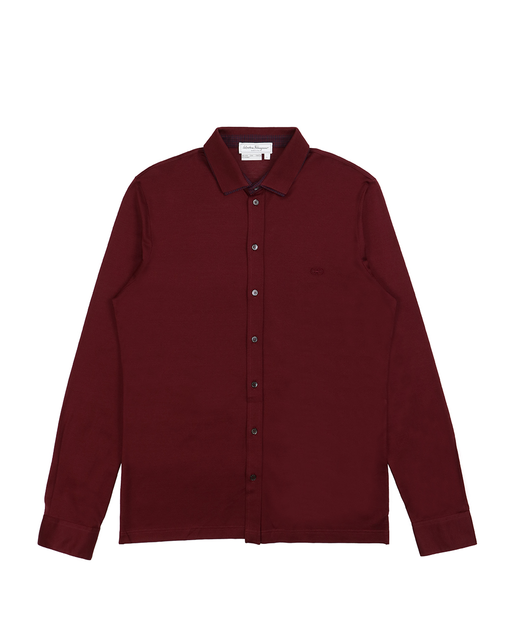 Cotton Long-Sleeves Shirt