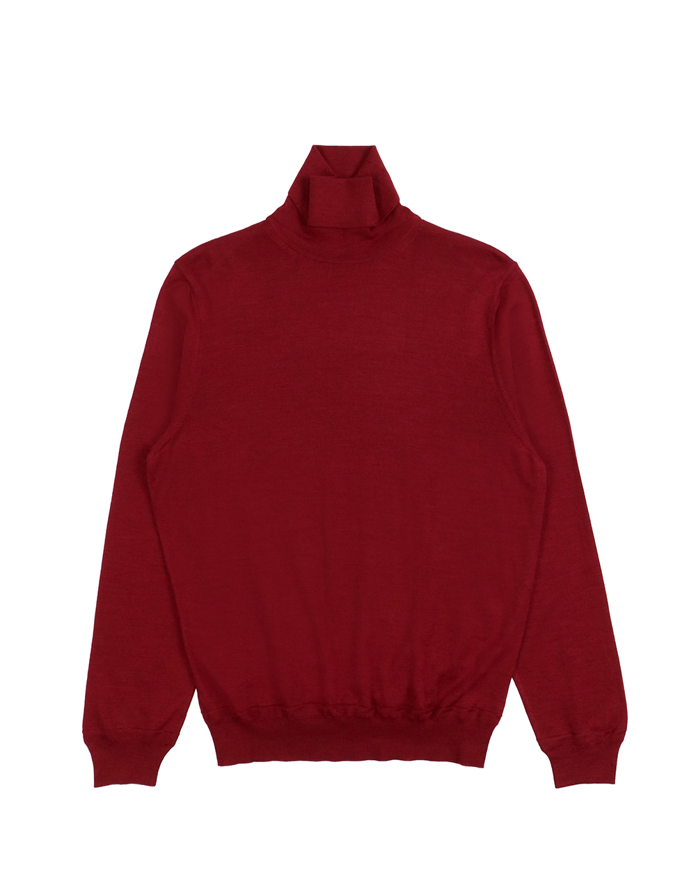 Cotton Bottle Neck Sweater