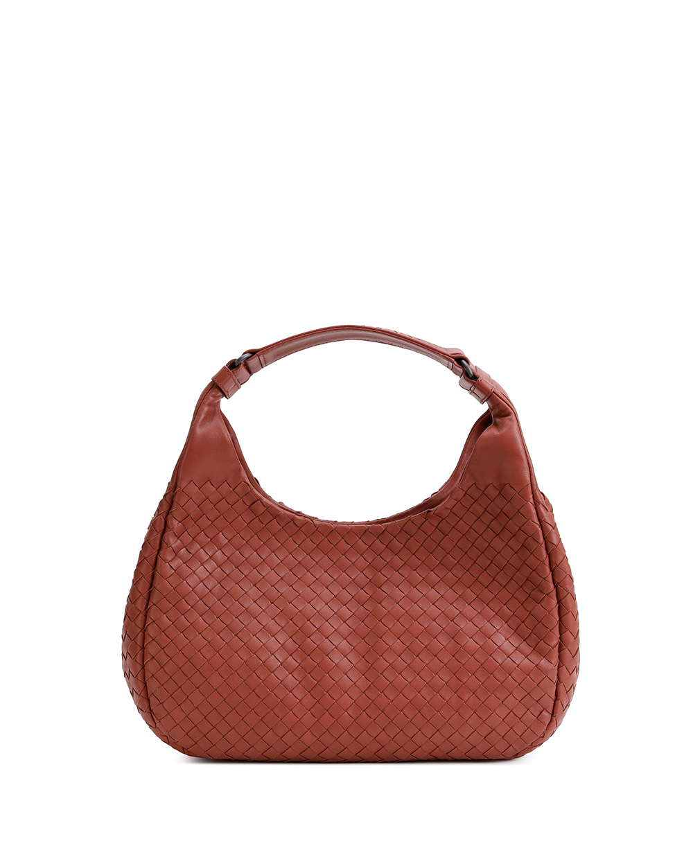 Intrecciato Leather Handbag 3