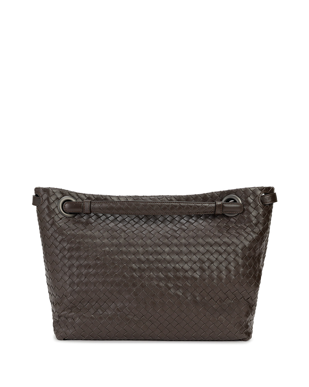 Woven Leather Tote Bag 3