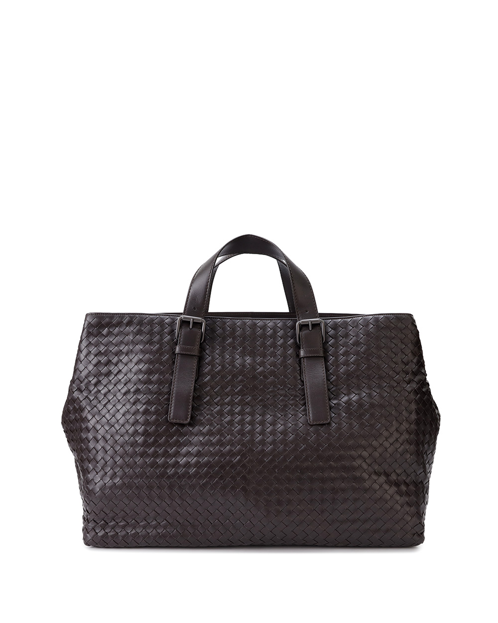 Intrecciato Light Calf Tote Bag