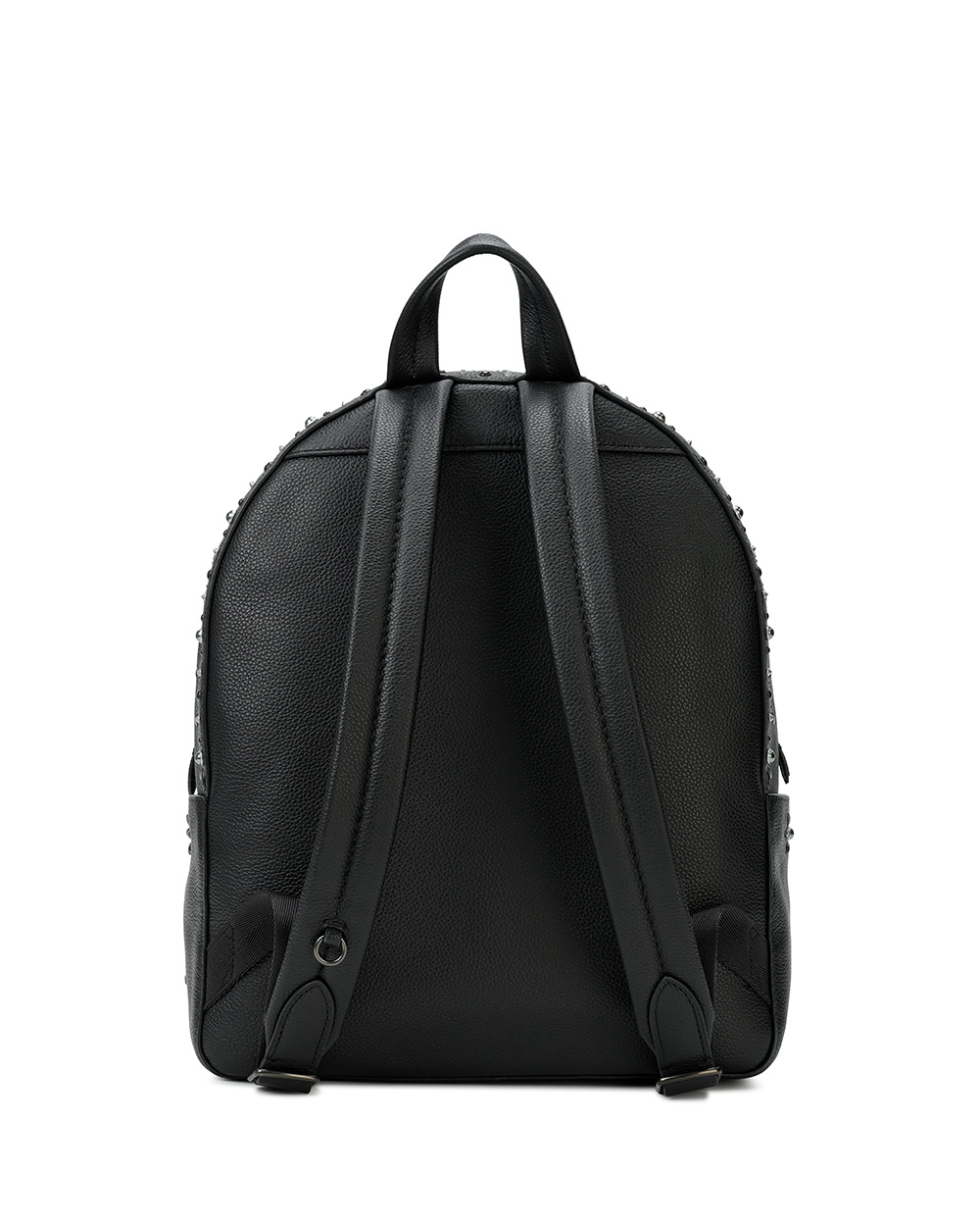 Leather Rivets Backpack 3