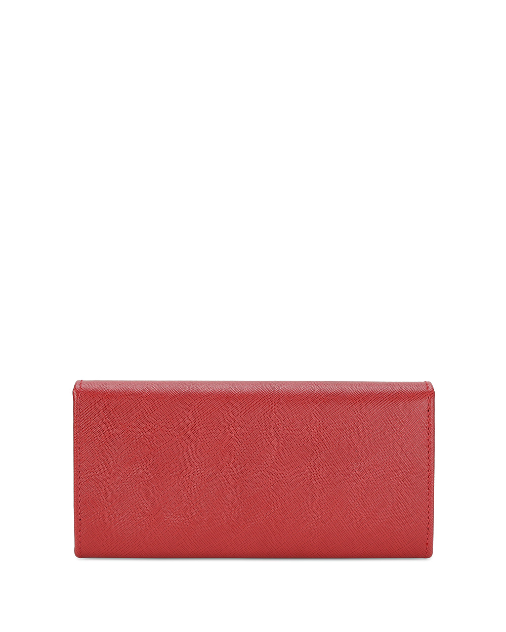 Logo Leather Long Wallet 2