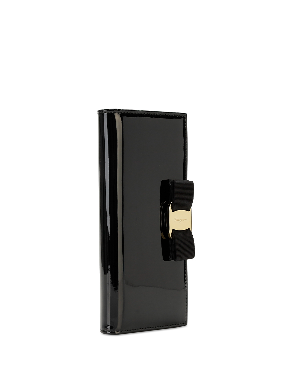 Patent Leather Long Wallet 3