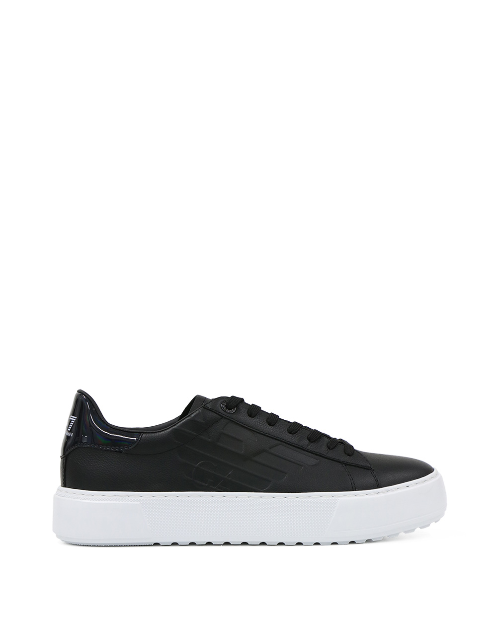 EA7 Inclining Stripes Sneakers