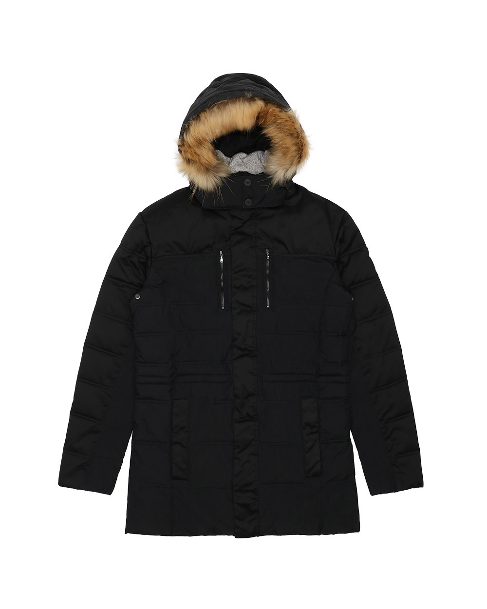Mid-Length Down Jacket