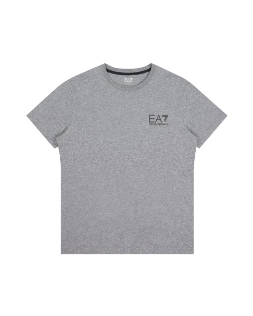 Short Sleeves Crew Neck Cotton T-Shirt