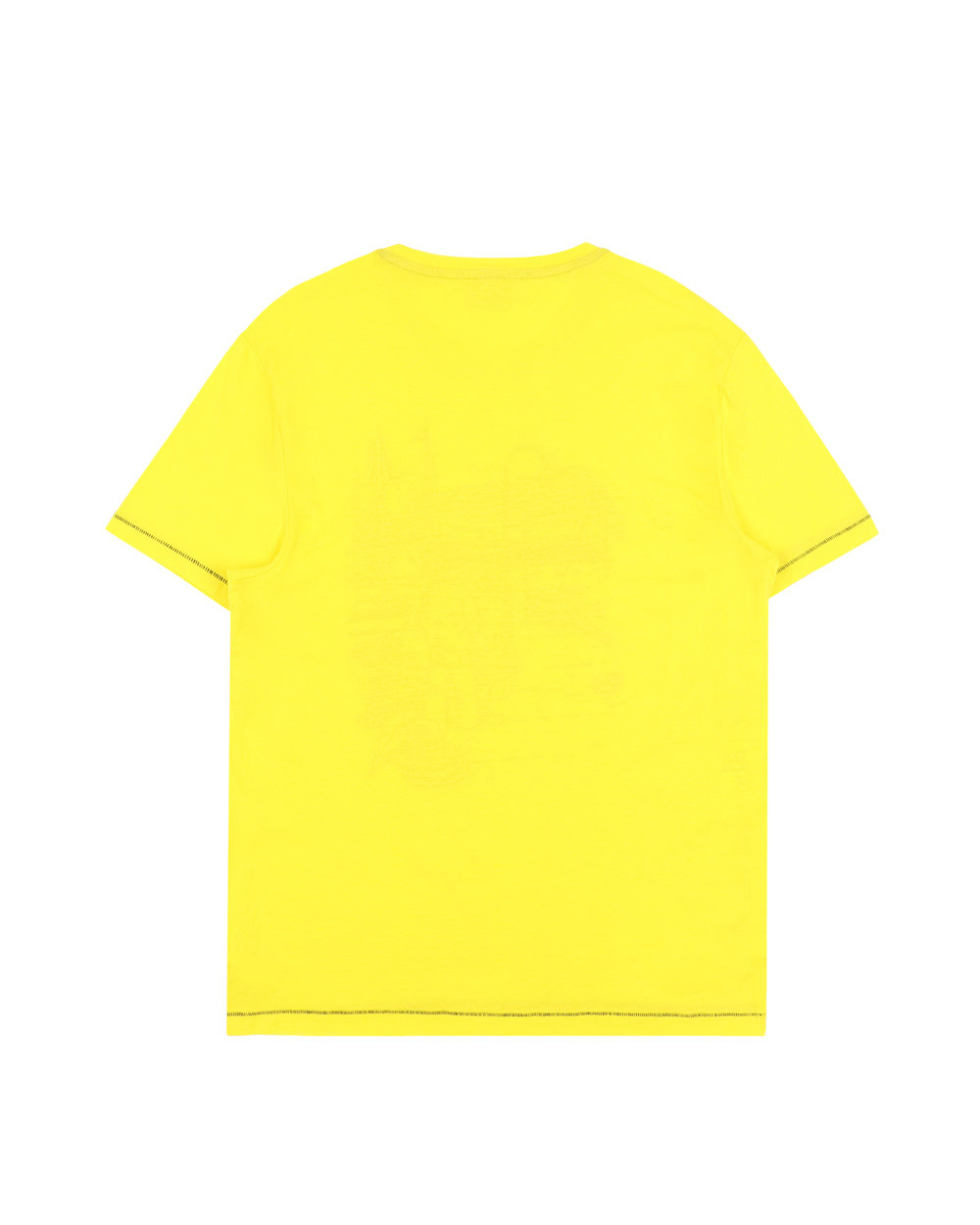 Crew Neck Short Sleeves T-Shirt 1
