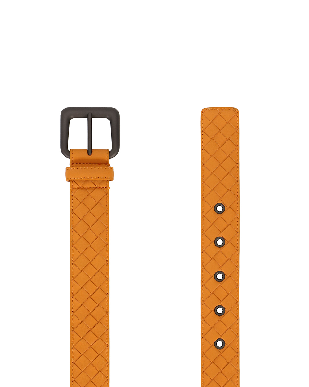 Woven Leather Belt 1