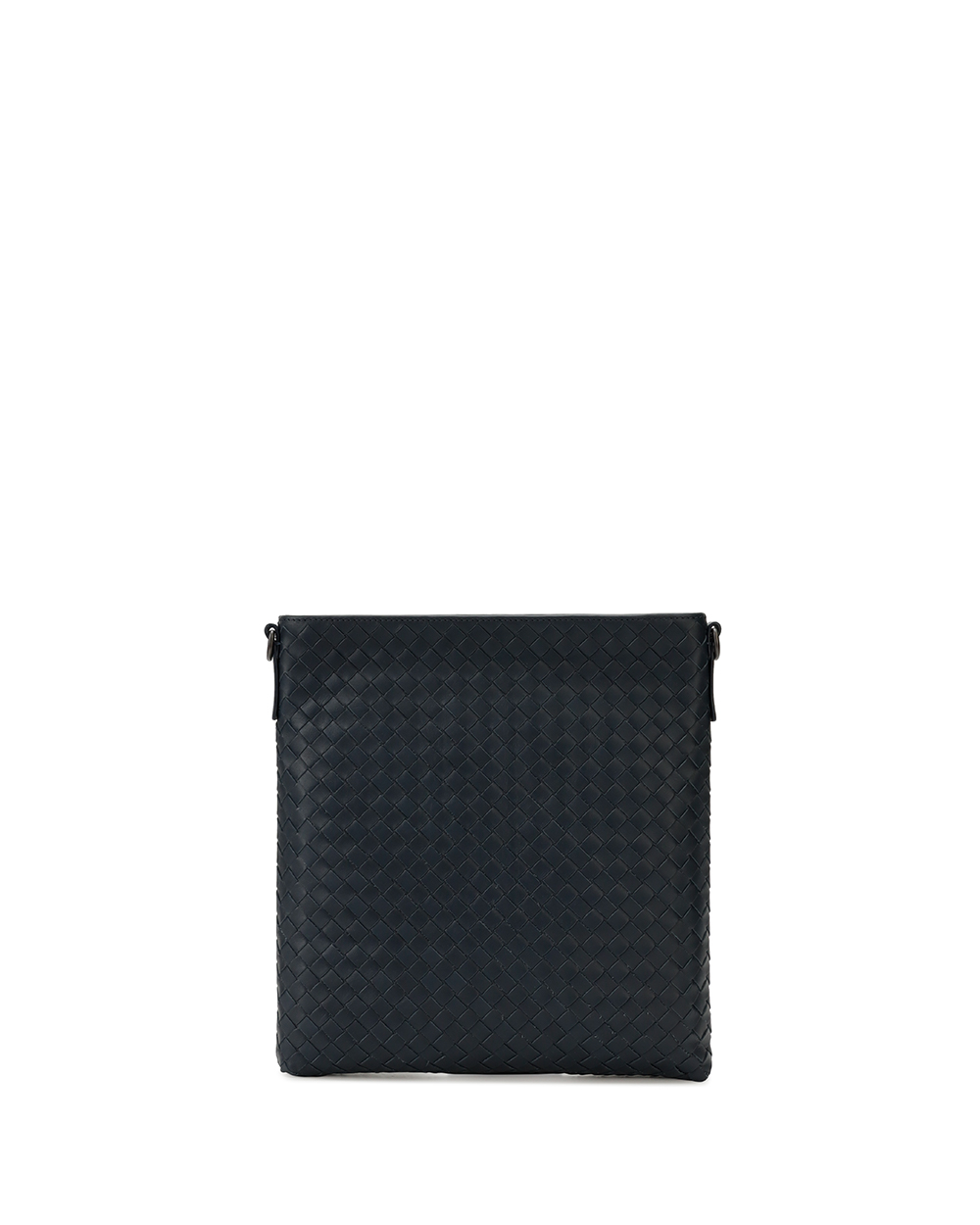 Woven Lamb Leather Shoulder Bag 4