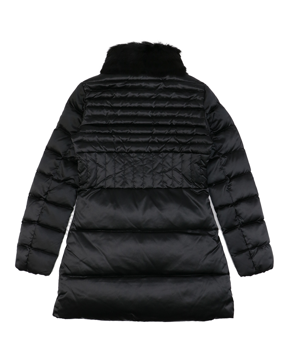 Mid-Length Down Jacket 1