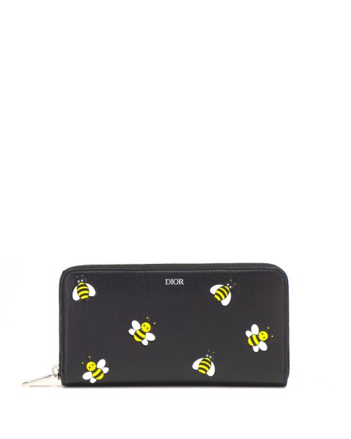 KAWS Bee Print Long Wallet
