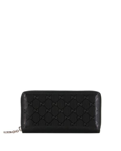 Double G Long Zipper Wallet
