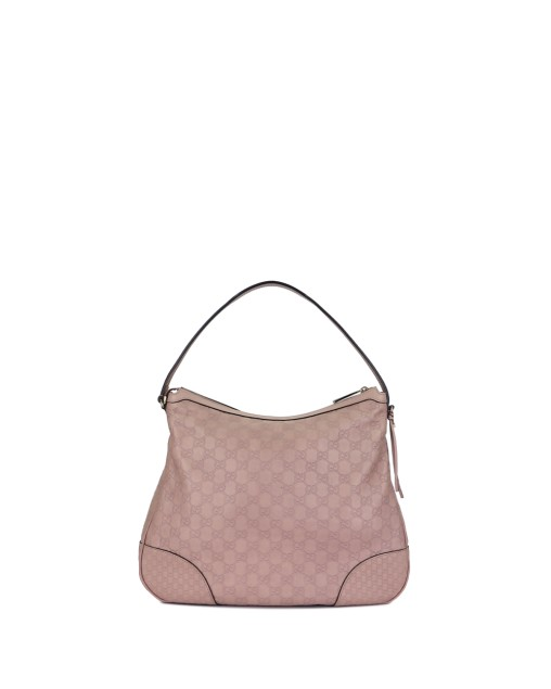 GG Supreme Leather Top Handle Bag