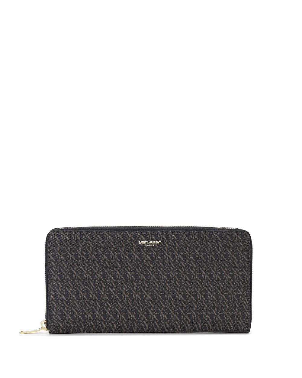 Classic Printed Long Wallet