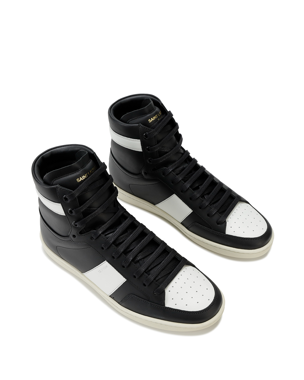 Signature Court Classic SL/10H High Top Sneakers 1