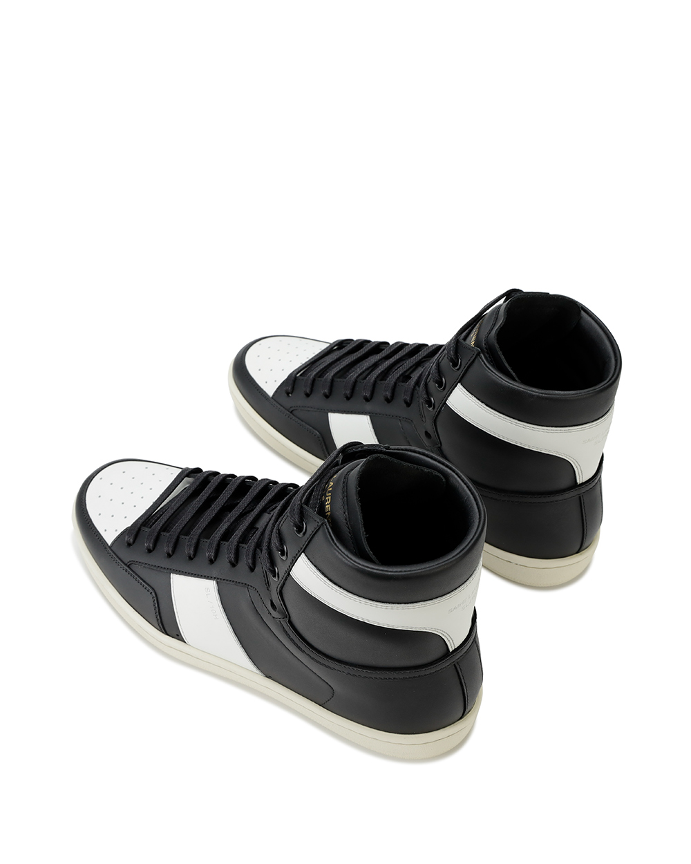 Signature Court Classic SL/10H High Top Sneakers 2
