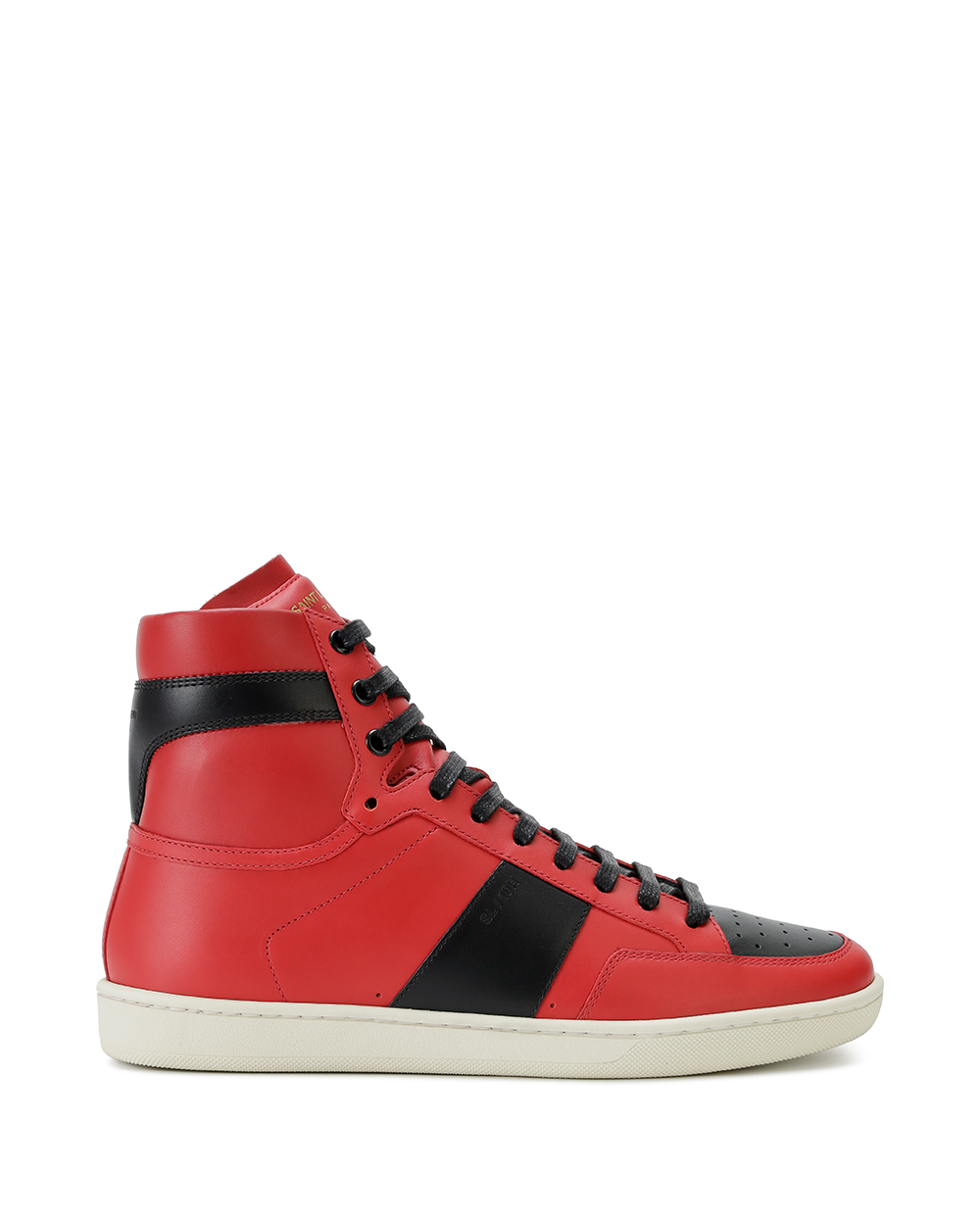 Signature Classic High-Top Sneakers