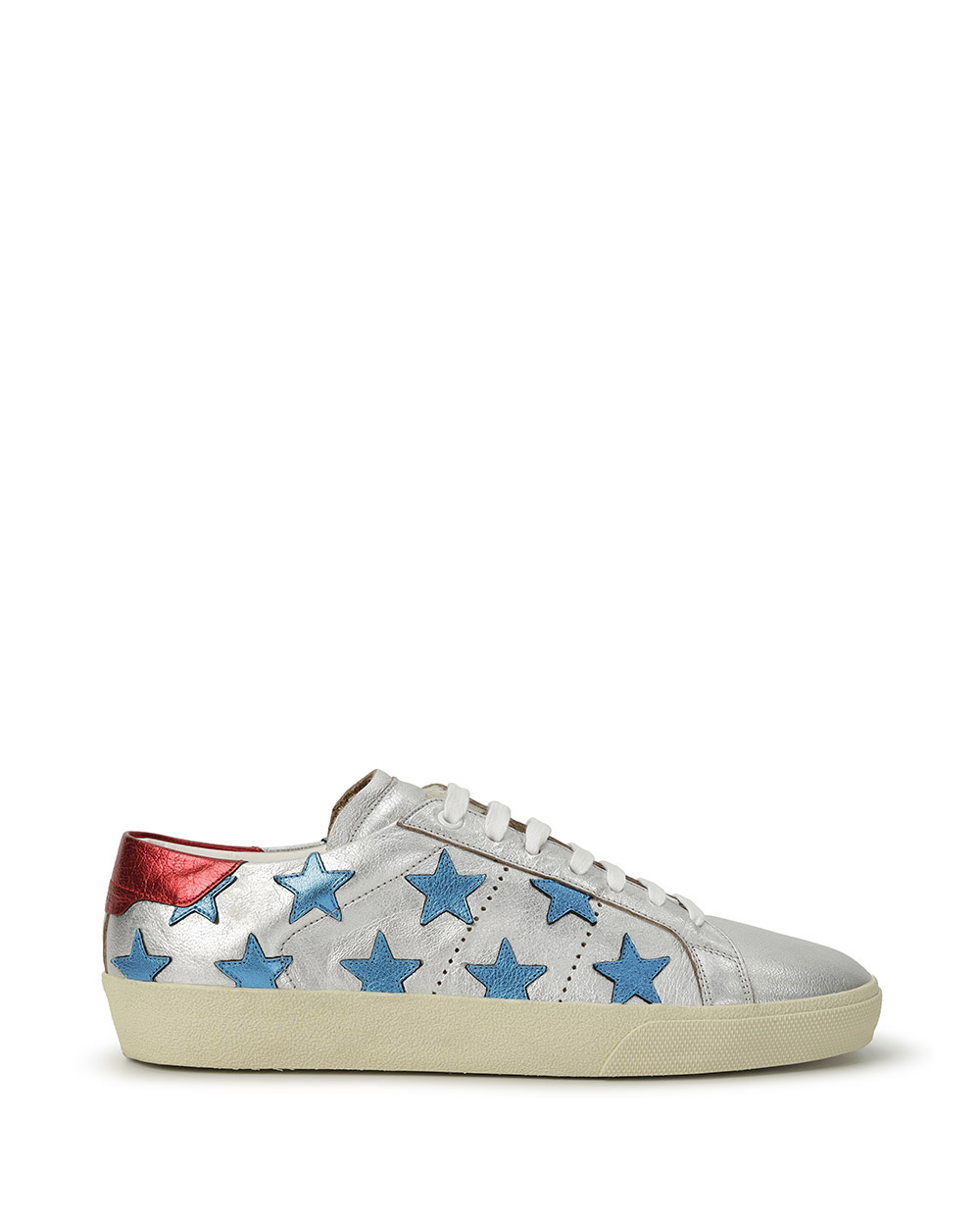 Star Pattern Sneakers