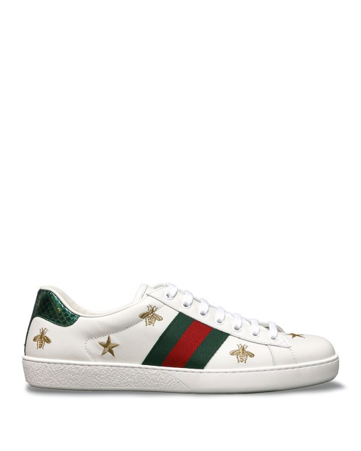 Men's Ace Embroidered Sneakers