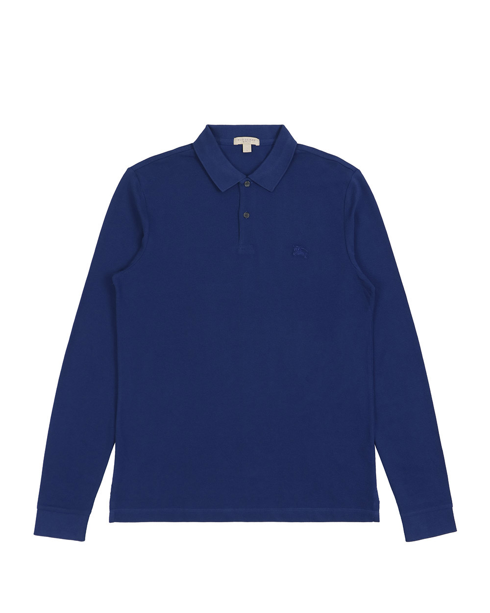 Logo Long Sleeves Polo Shirt