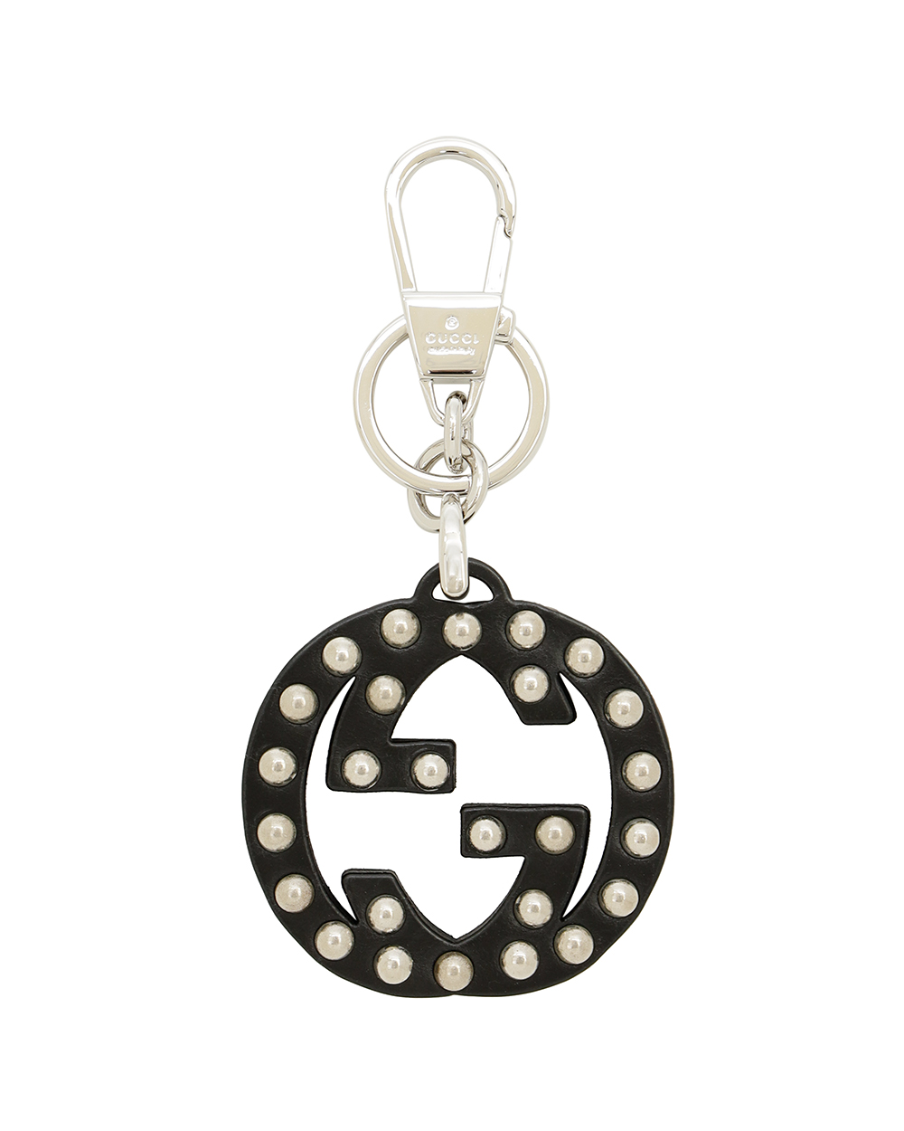 Double G Key Ring