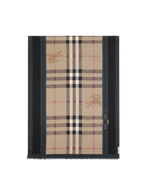 The Classic Check Scarf