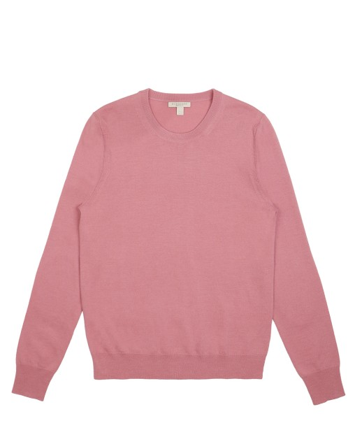 Colour Block Cashmere Cotton Sweater