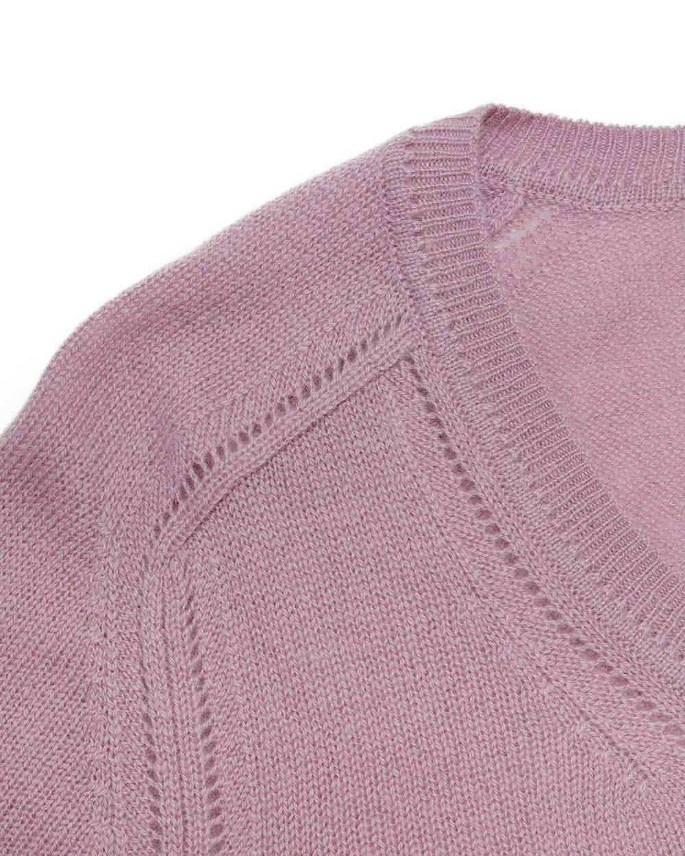 Round Neck Long Sleeves Sweater 3