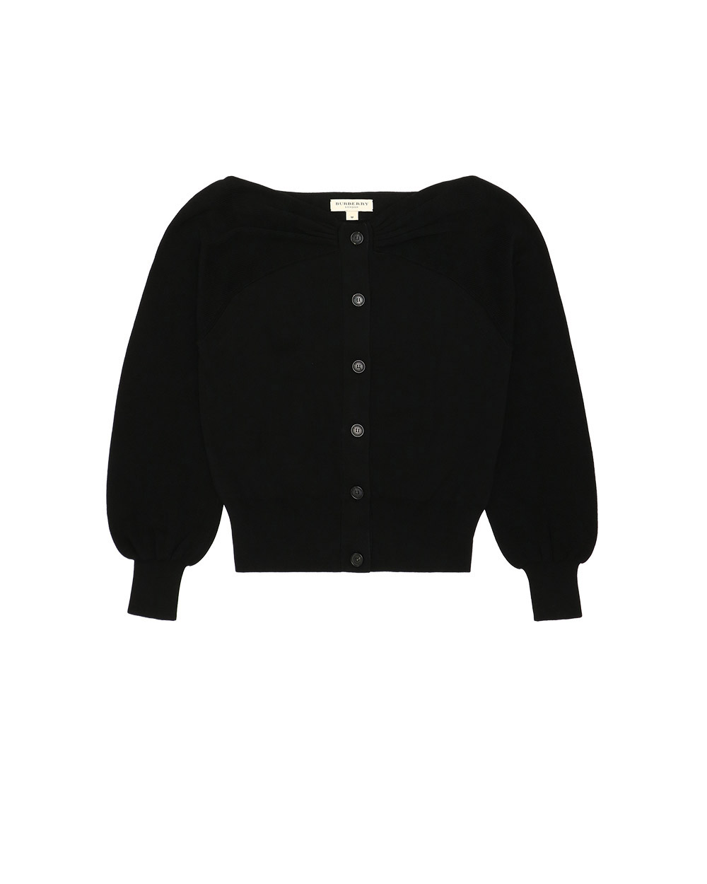 Cotton Long-Sleeves Sweater