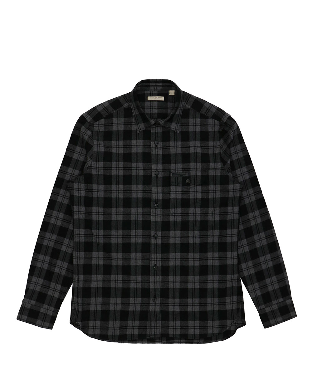 Plaid Long Sleeves Shirt